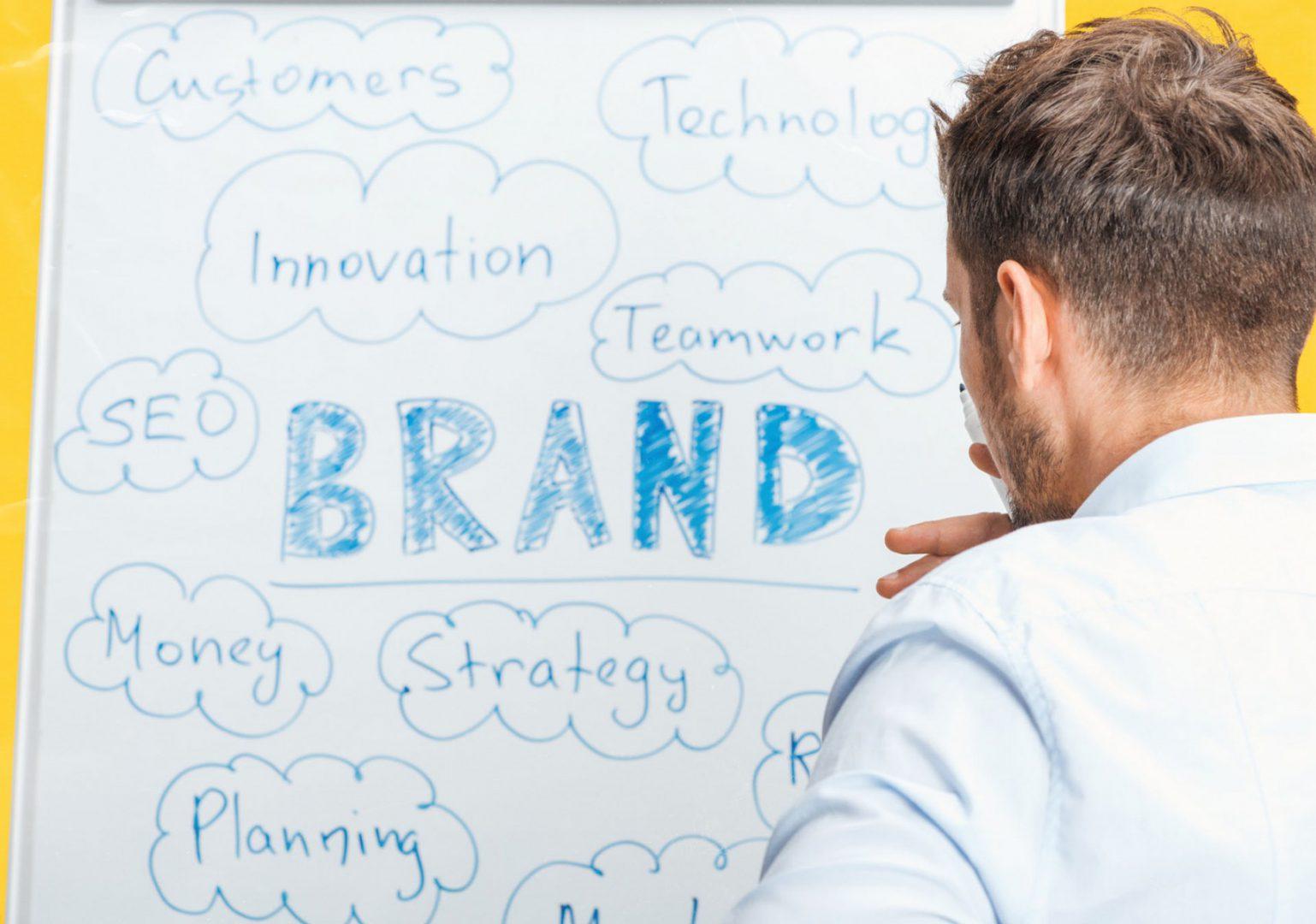 distinctive brand