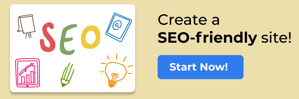 Create a SEO-friendly site