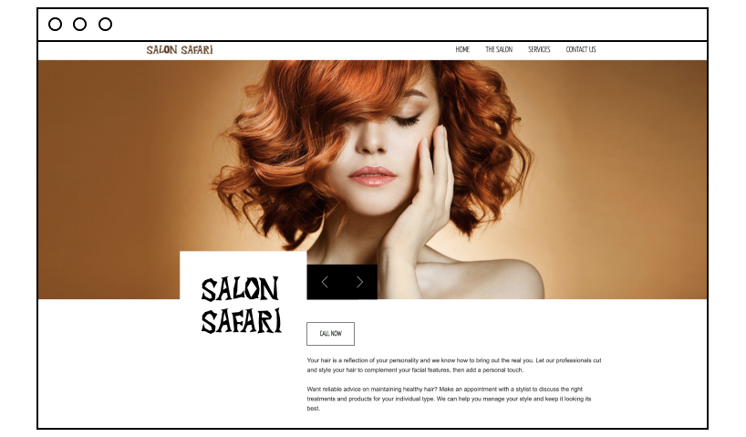 Salon Safari