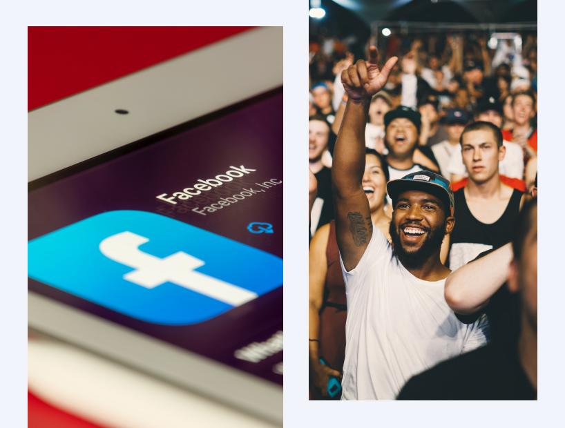 Facebook, the biggest social network