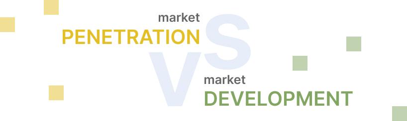 advantages and disadvantages of market penetration