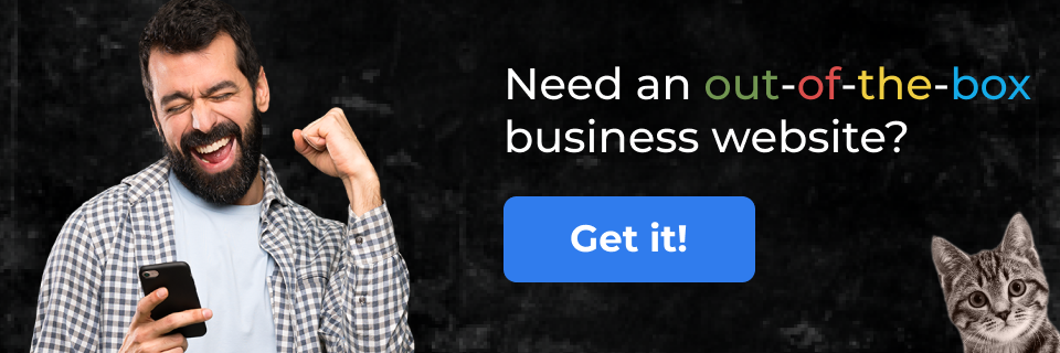 need an out-of-the-box business website? get it!