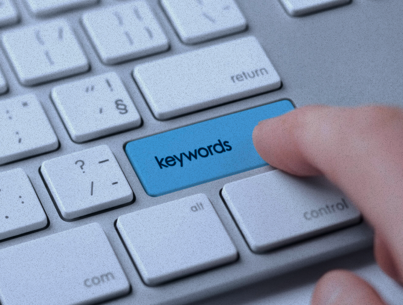 Carry out keyword research