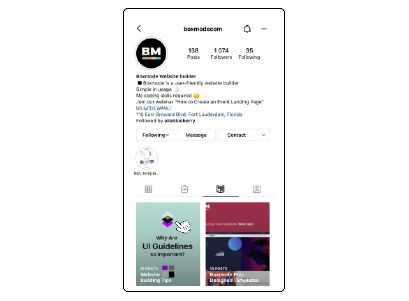 Where to Find Instagram Guides
