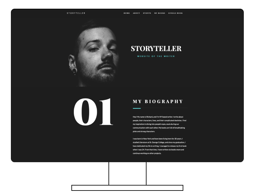 well-designed, and fully optimized website